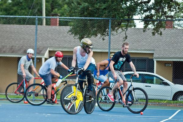 Orlando Bicycle Polo