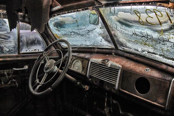 Rusty Wrecks